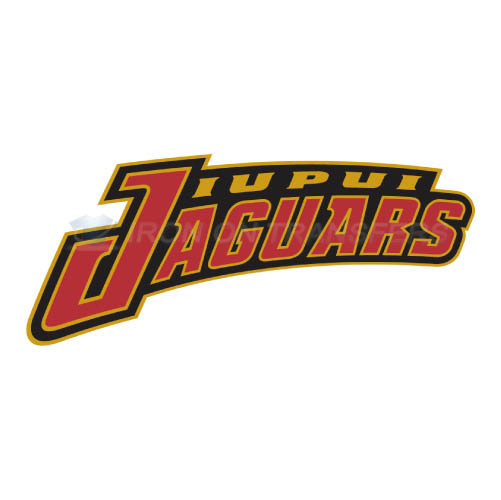 IUPUI Jaguars Iron-on Stickers (Heat Transfers)NO.4675